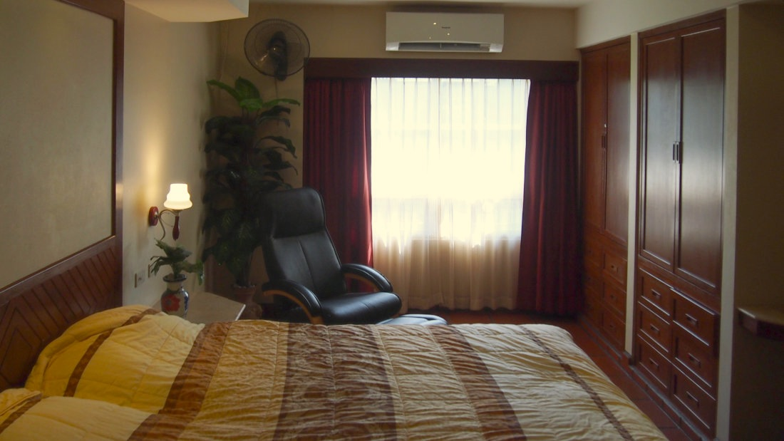 Rayong Vacation Rental Master Bedroom